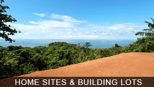 Home Sites and Building Lots for Sale