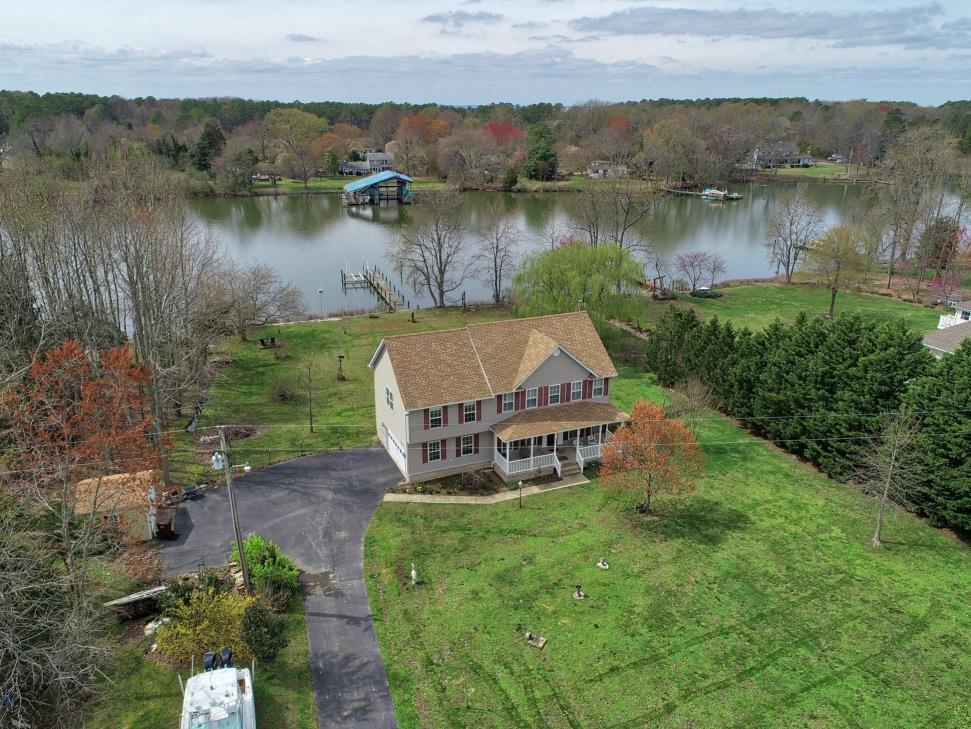 20955 Oakland Hall Road / Avenue MD - Gorgeous St Marys County Waterfront Home for Sale!