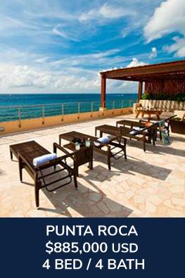 Calle Bahia de Kantenah, Suite 402 Punta Roca 401, Puerto Aventuras