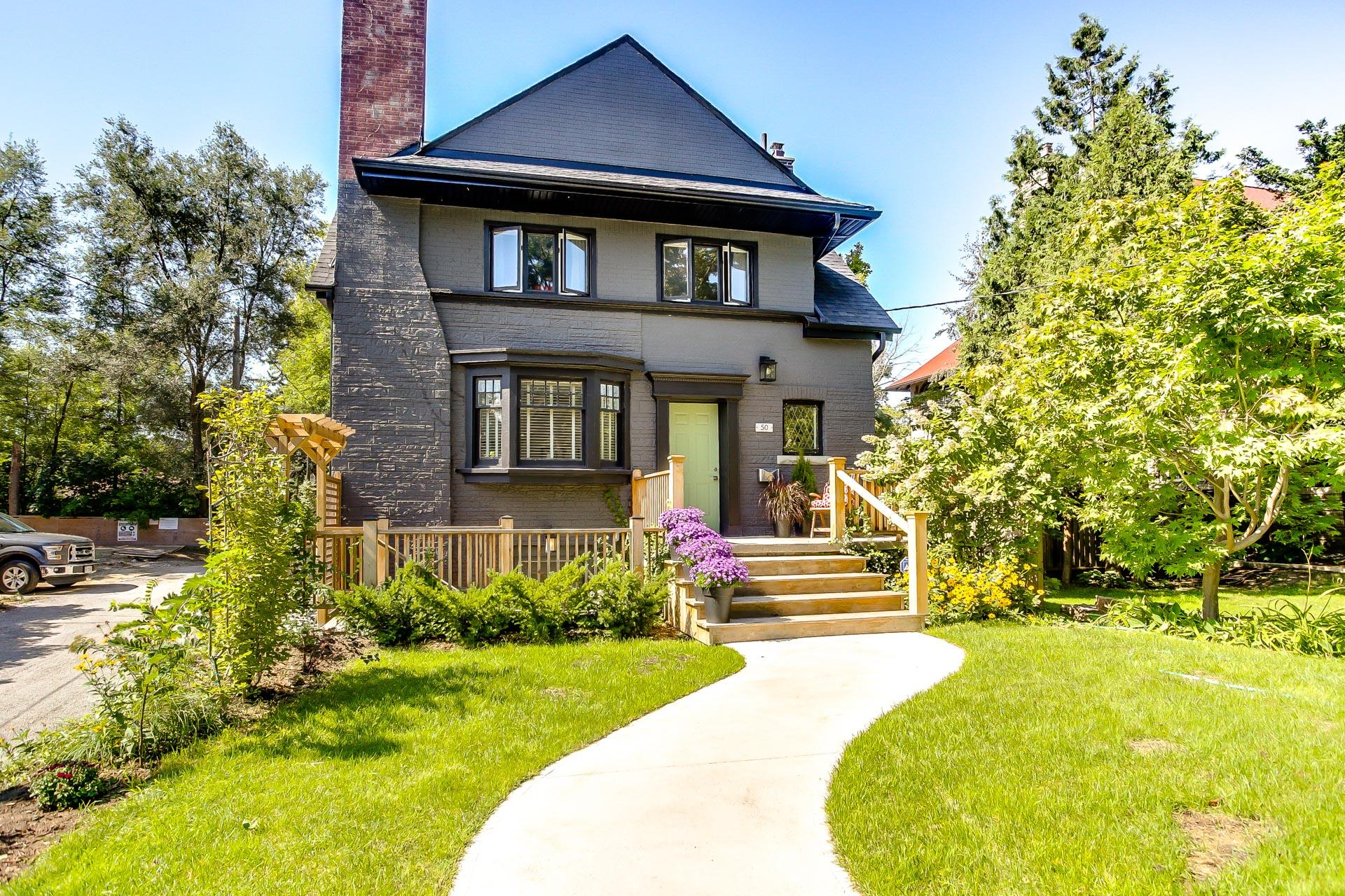 High Park homes for sale