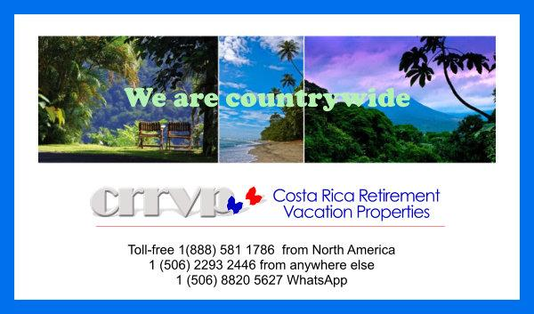 costa rica farms and ranches for sale