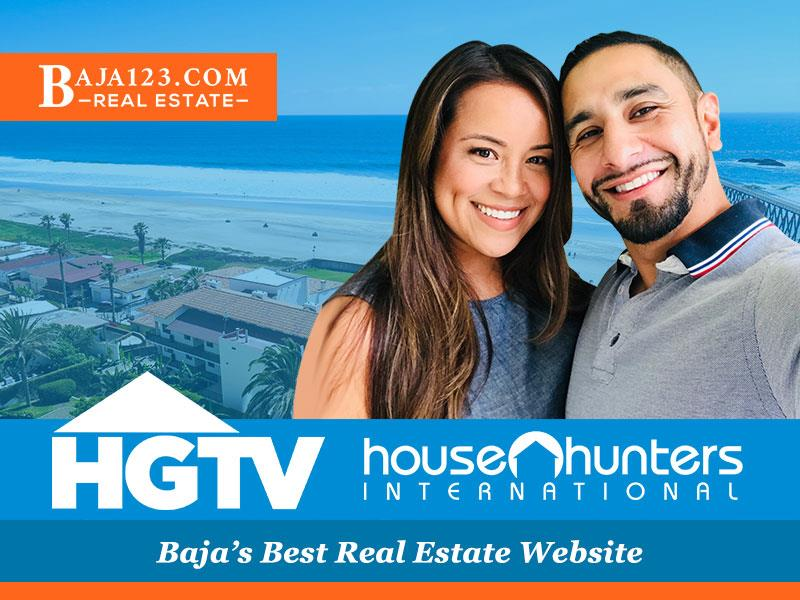 Ron and Aury - House Hunters International