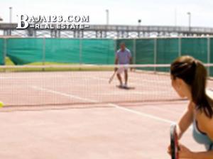 Rosarito Beach Condo Hotel Tennis Court