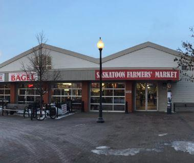 Riversdale, Saskatoon - Farmer's Market