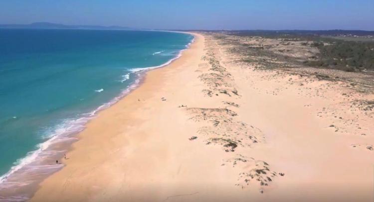 Comporta plage Alentejo
