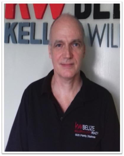 Belize Keller Williams Rainforest Realty Agent Stephen Williams