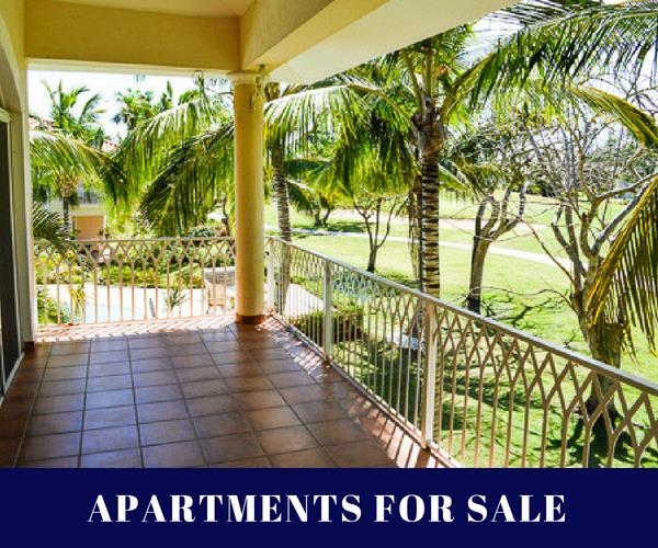 Apartments for Sale in Punta Cana