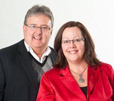 Tony and Tessie Martone