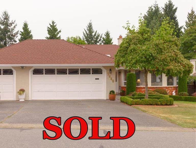 Sold by David Stevens, Central Saanich