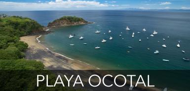 Playa Ocotal Costa Rica