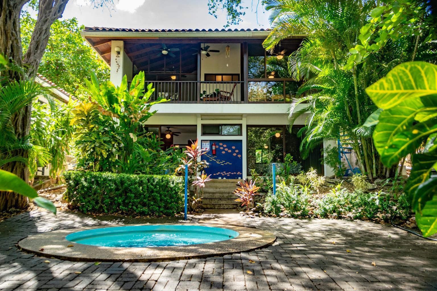 Bed and breakfast in Playa Ocotal Costa Rica