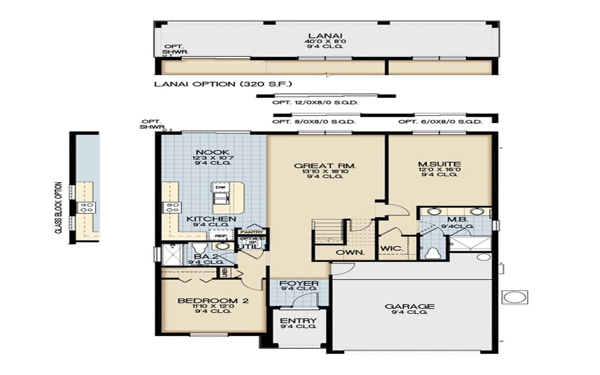 Floor Plan Santa Clara