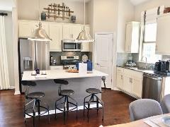 Model Home Kitchen in Bear Creek Crossing