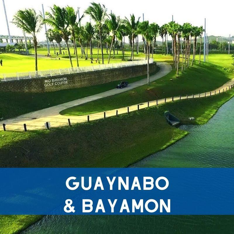 Bayamon and Guaynabo Puerto Rico homes for sale