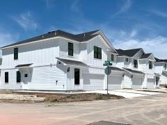 Harvest Meadows Townhomes nearing completion