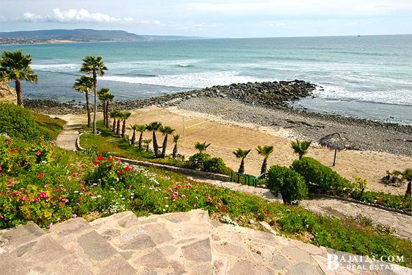 Las Gaviotas Beach Access