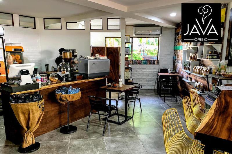 Java Cafe, Playas del Coco, Costa Rica