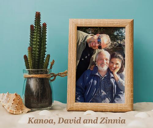 Kanoa David & Zinnia - Baja123.com