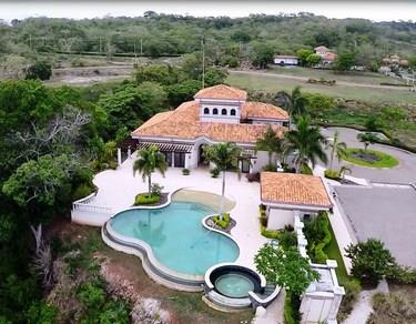 Luxury home in Hacienda del Mar Costa Rica