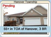 Traditions of America Hanover Home For Sale