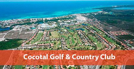 Cocotal Golf & Country Club Home