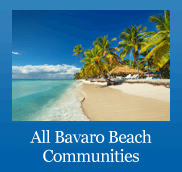 All Bavaro Beach Communities