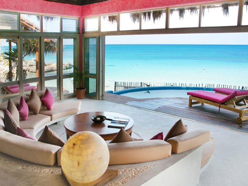 Beachfront properties for sale in Playa del Carmen and Riviera Maya