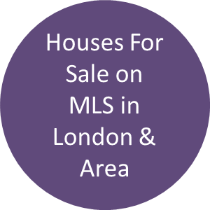 All Houses in London Ontario For Sale on MLS