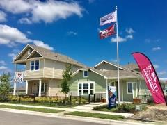 Model homes in Trace