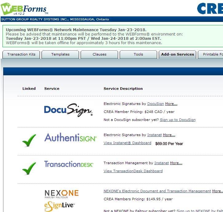 digital signature training