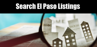 Search El Paso Listings