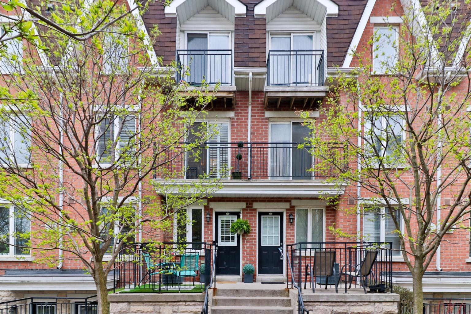 King West town houses for sale