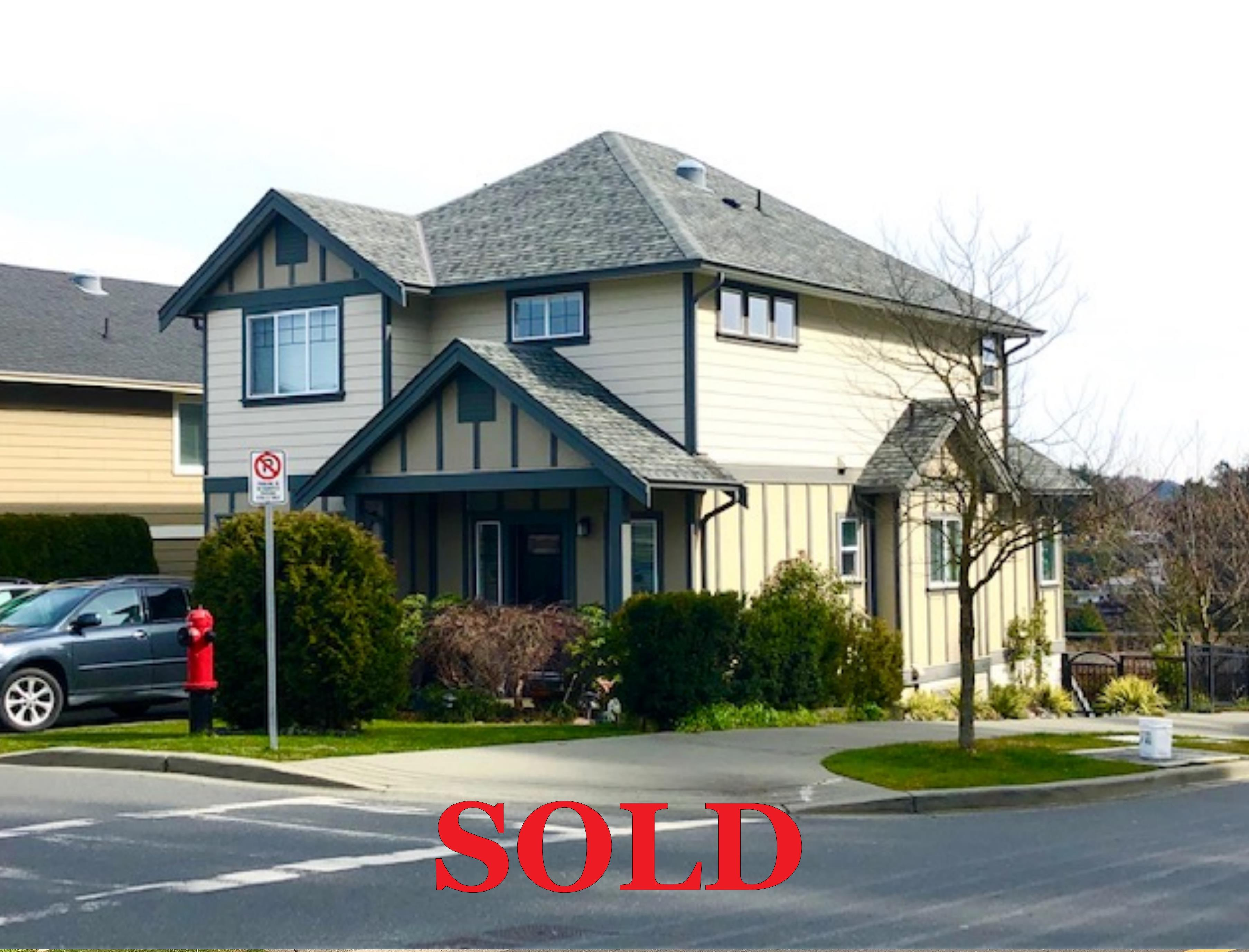 Sold by David Stevens, Royal LePage Victoria, BC