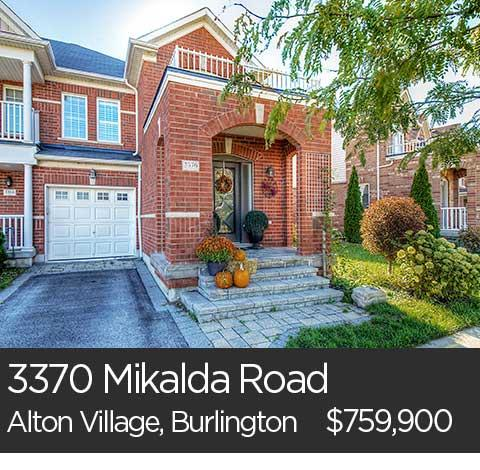 3370 mikalda road burlington ontario
