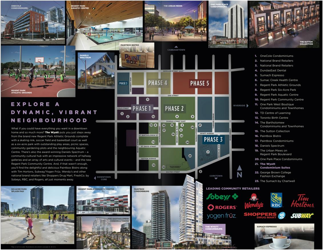 Wyatt Condos Neighbourhood Address