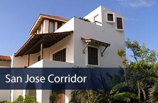 San Jose Coridor Real Estate