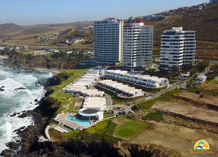 CALAFIA BEACH ACCESS  ROSARITO BEACH