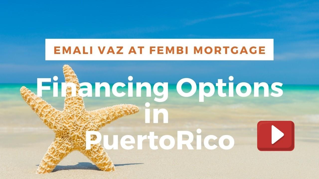 Financing Options Puerto Rico