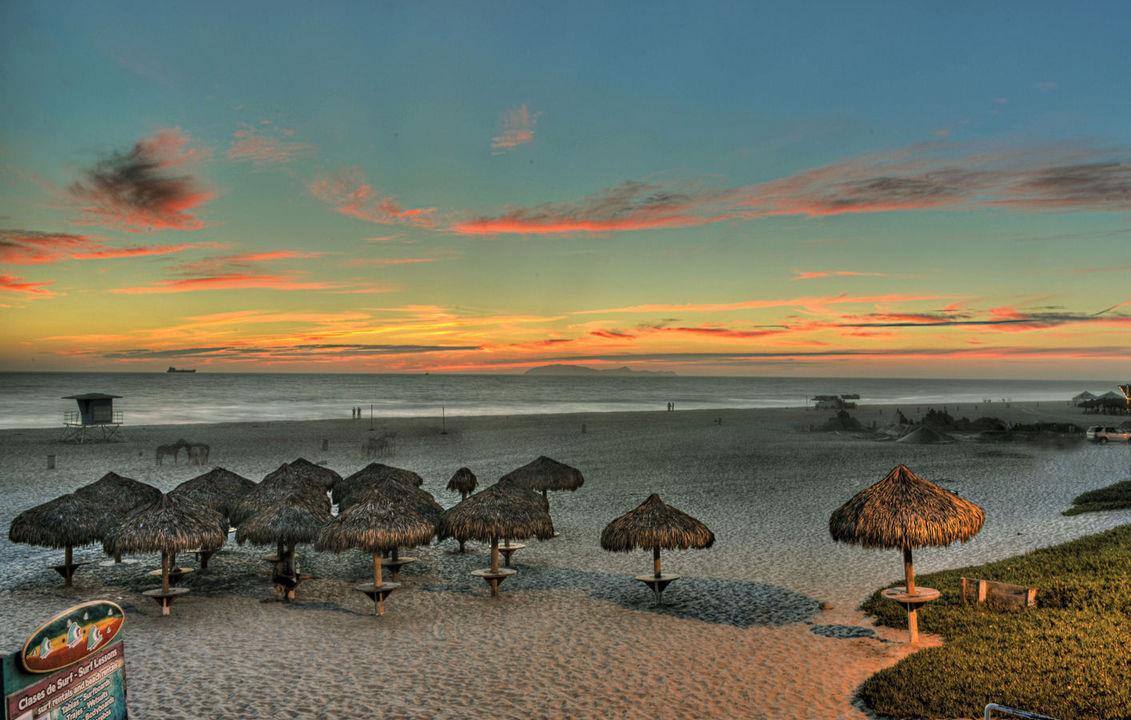 ROSARITO BEACH HOTEL BEACH ACCESS  ROSARITO BEACH