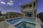 5 Bedroom Pool Home Rental in Reunion near Disney World