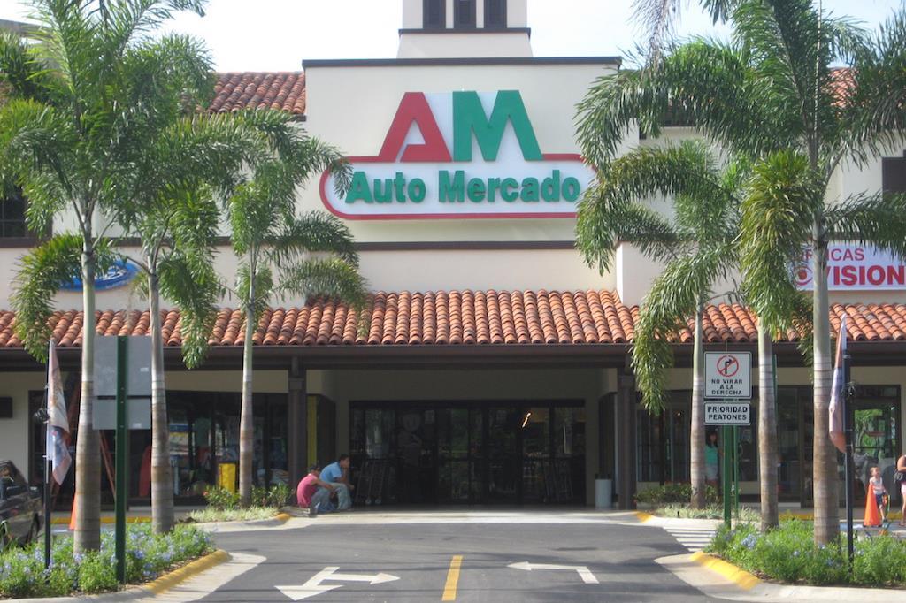 Auto Mercado, Playas del Coco, Costa Rica