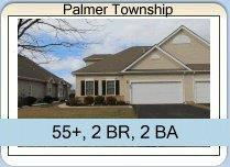 55+ Home for Sale in Palmer Township - Highlands at Glenmoor