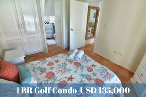 Beautiful Coastal Condo at Cocotal Golf