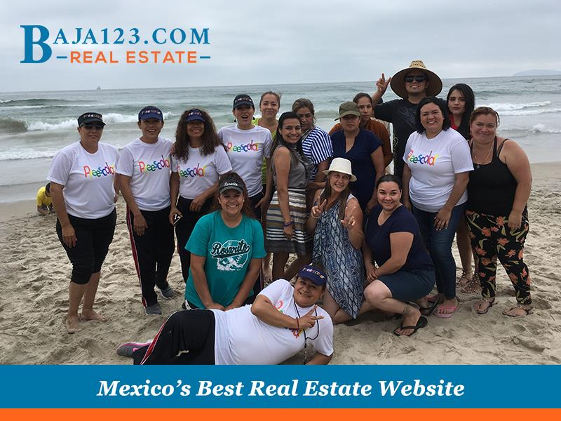Preschool beach activities with Fabiola Delgado