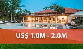 properties 1m - 2m in casa de campo