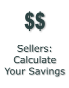 Calculate Savings on Selling Charleston Real Estate
