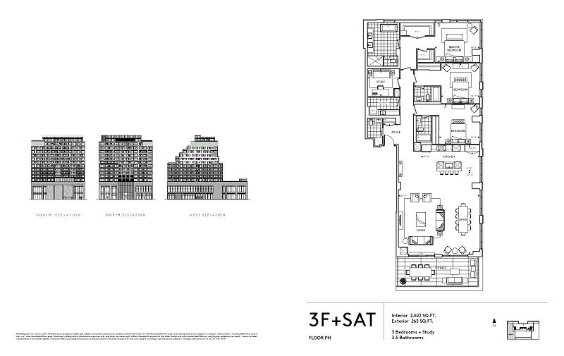 The Well Condo Signature Floor Plans