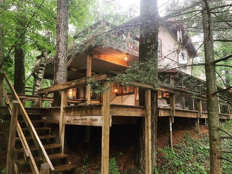Homes for sale on the Little Manistee River