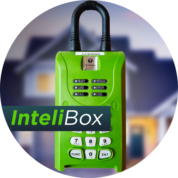 inteliBox Smart Lockbox