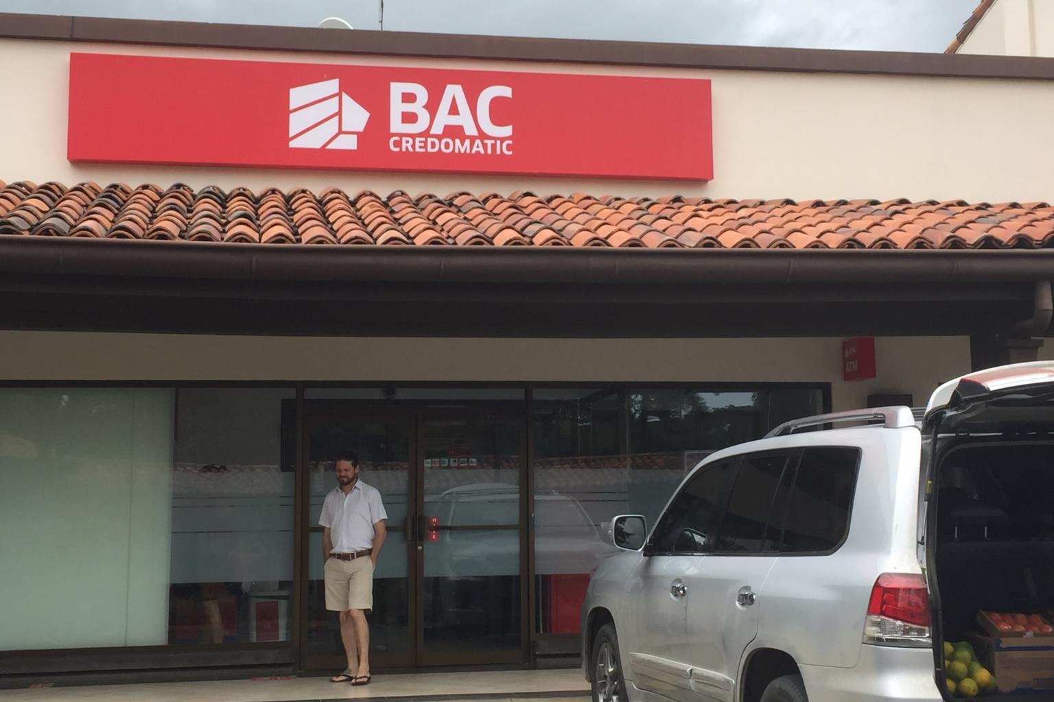 BAC, Playas del Coco, Costa Rica